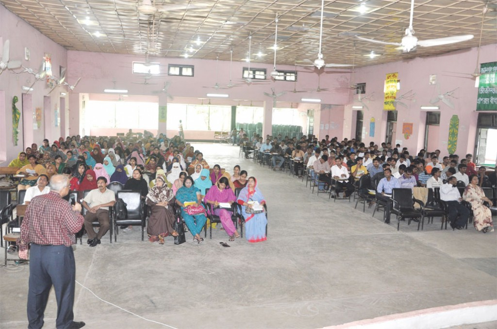 CPD Organised Special Lecture for Students in Rajshahi