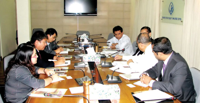 CPD Visited by Chinese Delegation