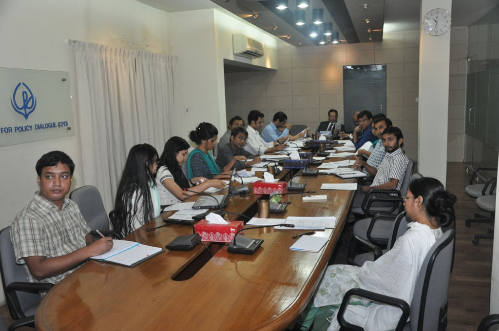 YSSS on Unfolding Global Economic Crisis and Implications for Bangladesh