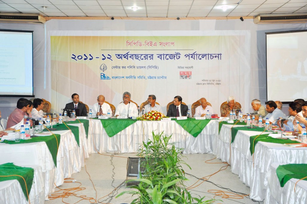 Political Stability Must for Budget Implementation: Says Speakers at CPD-BEA Budget Dialogue at Chittagong