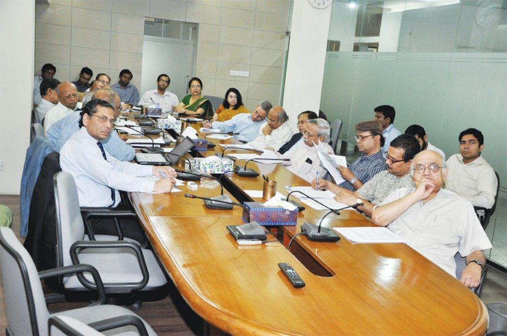 Expert Group Consultation on CPD-IRBD Study on Structural Change of Bangladesh Economy and Medium Term Planning