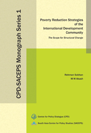CPD-SACEPS Monograph Series-1  (2007)