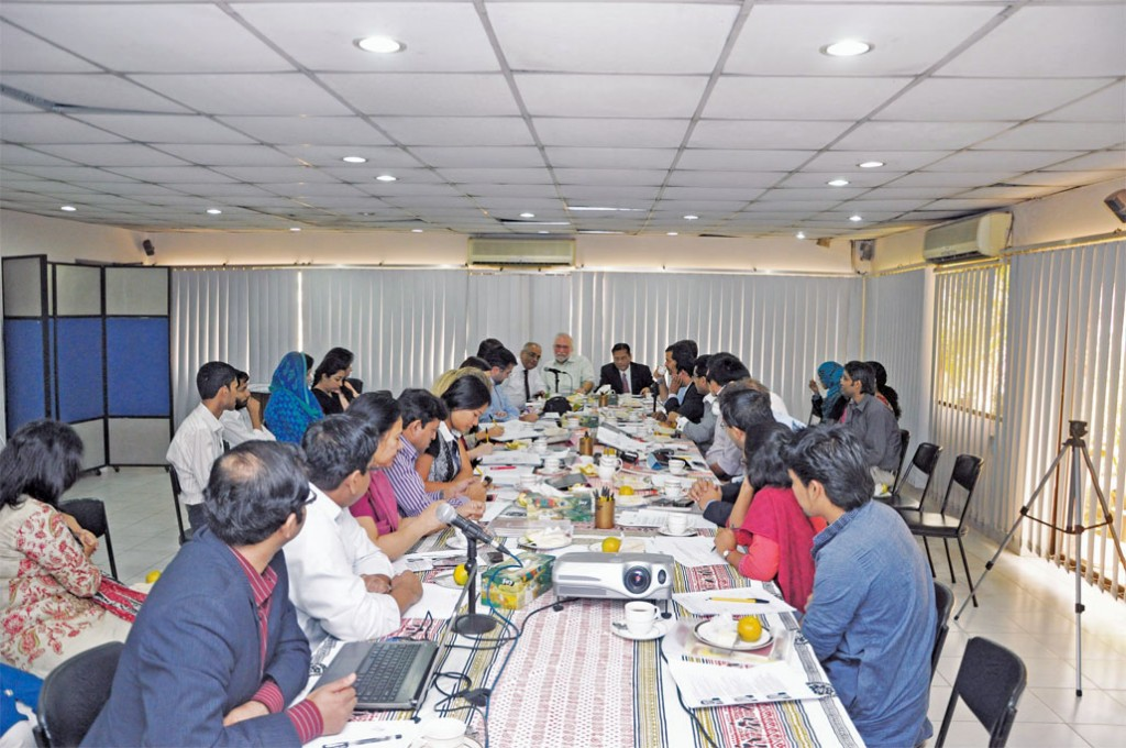 MBA students of IMD, Switzerland visit CPD