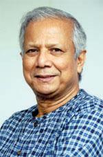 Nobel Laureate Professor Muhammad Yunus